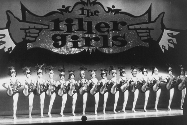 The Tiller Girls 1967 TV