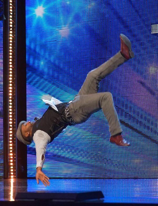 Britain's Got Talent Joseph Hall
