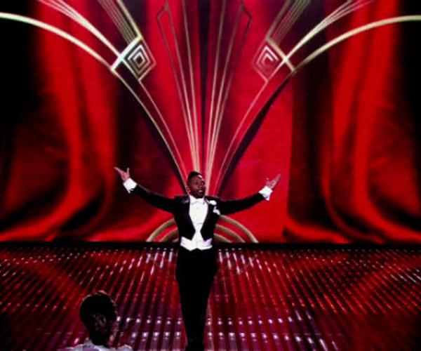 Semi final Britain's Got Talent Joseph Hall