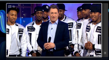 Flawless Perform On The Alan Titchmarsh Show