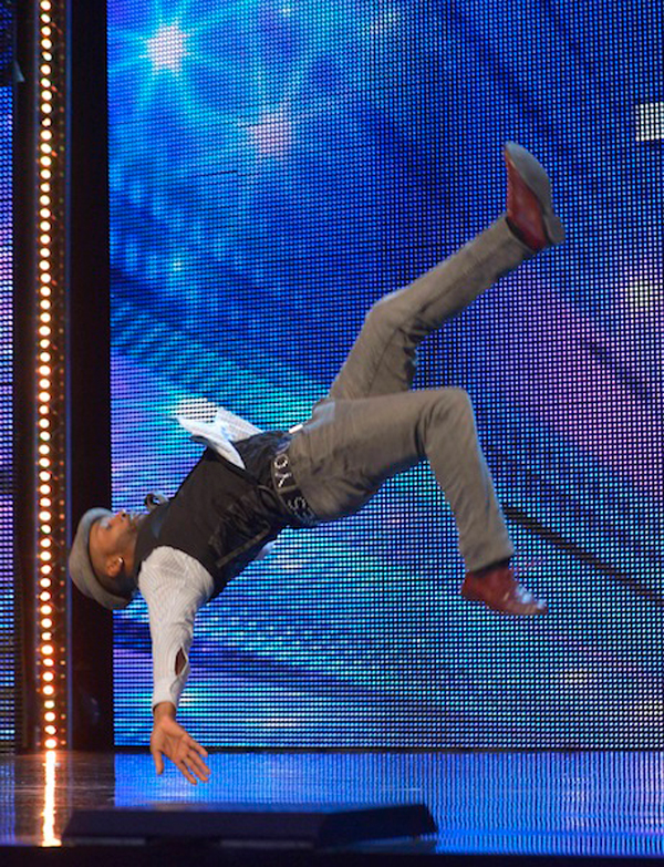Britain's Got Talent Joseph Hall